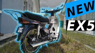 honda ex5 restoration - TH-Clip
