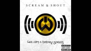 will.i.am - Scream & Shout ft. Britney Spears (DIY Acapella)