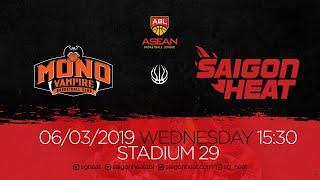 ABL9 || Away - Game 22: Mono Vampire vs Saigon Heat 06/03 | Full Game Replay