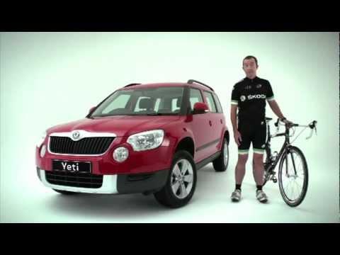 Skoda Yeti - Cyclist