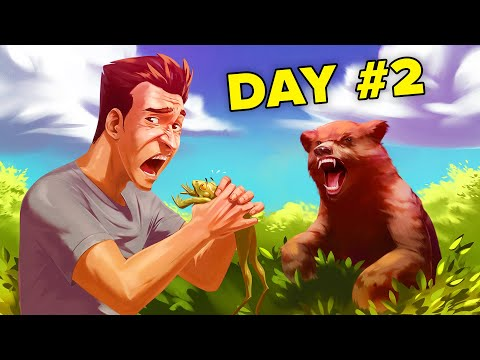 Eating Only What I Catch For 72 Hours (SURVIVAL EXPERIMENT & CHALLENGE)