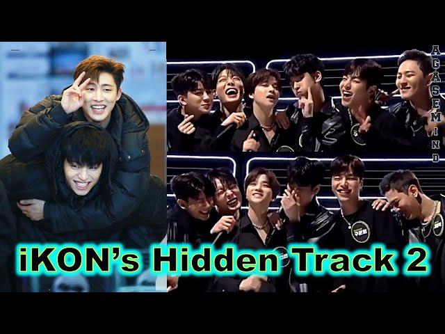 B.I greets JU-NE a happy birthday + iKON's Hidden Track 2 + iKON's VLIVE 2020