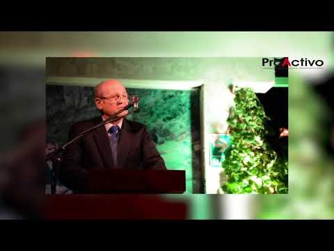 15 años de ALAC - Raúl Benavides, Presidente