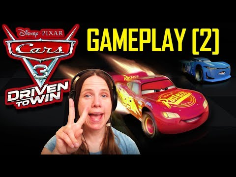 Disney Pixar - Cars 3 Driven To Win Gameplay [2] | Avalanche Software | Xbox One |