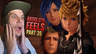 AN ABSOLUTE EMOTIONAL ROLLER COASTER - Kingdom Hearts 3 - PART 35