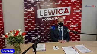 Poseł Wiesław Buż przedstawia efekty swojej pracy