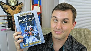 The Dark Elf Trilogy | Book Review | Forgotten Realms