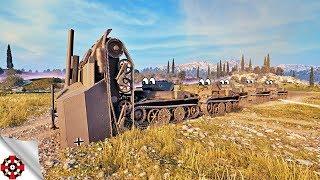 World of Tanks - Funny Moments | WINS vs FAILS! (WoT fails, February 2019)