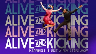 ALIVE AND KICKING now on Netflix