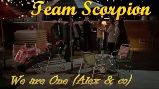 The Team Scorpion - We are One