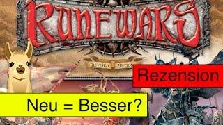Runewars: Neuauflage (Spiel) / Anleitung & Rezension / SpieLama