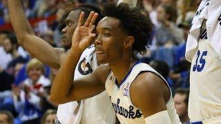 HIGHLIGHTS: Kansas Sets School Record for Three-Pointers in Win | Stadium
