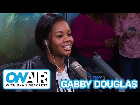 Gabby Douglas Talks Rio Olympics, Miss America  | On Air with Ryan Seacrest