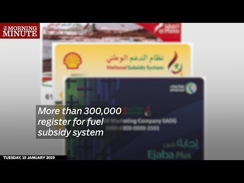 More than 300,000 register for fuel subsidy system