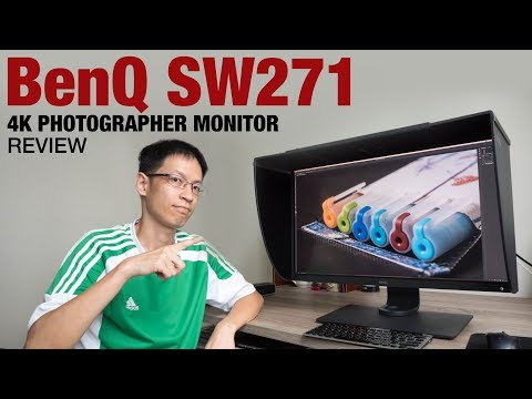 BenQ SW271 4K Photographer Monitor Review (Re-upload)