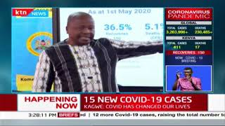 Somalia\'s COVID-19 cases pose a threat to Kenyan Counties