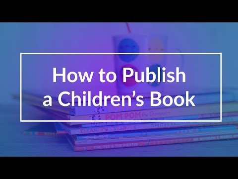How to publish or self publish a childrens book in 6 simple steps first time authors how do you get your childrens book published fandeluxe Images