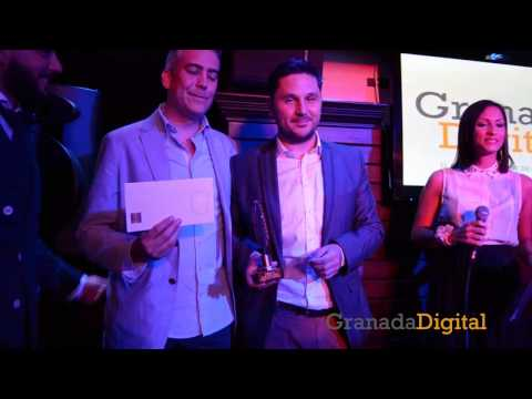 Granada Digital recibe el galardón VI Premios Ganivet 2014 'José Miguel Soto Robles'