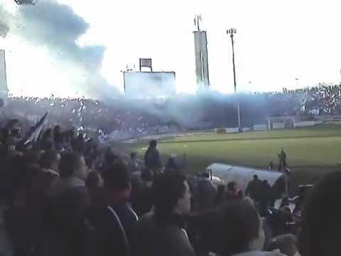 """""""Recibimiento De Alvarado Vs Deportivo Roca (2-2)"""" Barra: La Brava • Club: Alvarado"""