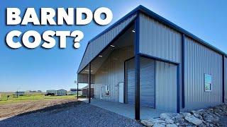 Cost Of Building A Barndominium Home   Texas Best Construction