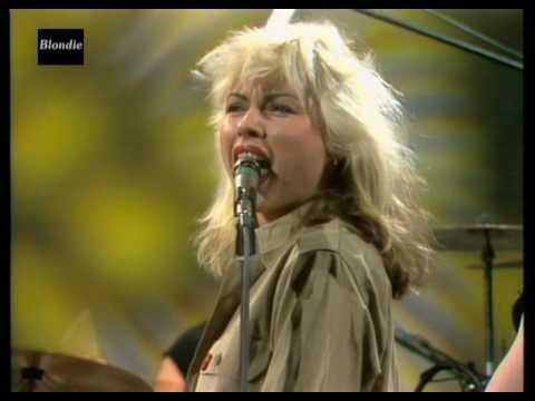 Blondie - X Offender (live 1978) HD 0815007