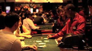 preview picture of video 'Aspers Casino Westfield Stratford City'