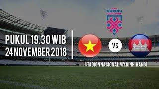 Jadwal Pertandingan Vietnam Vs Kamboja, Sabtu Pukul 19.30 WIB