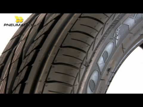 Youtube Goodyear Excellence 215/55 R16 93 V FO Letní