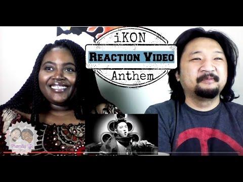 iKON- Anthem K-Pop Reaction Video