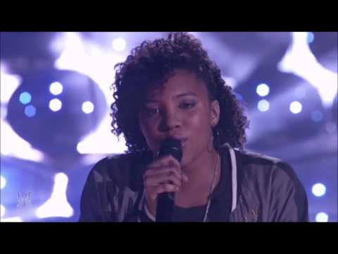 Jayna Brown: NAILS Katy Perry's Rise, Rise, Rise | Semi-finals (FULL) | America's Got Talent 2016
