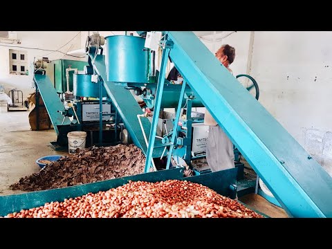 Semi  Automatic Complete Oil Mill Plant