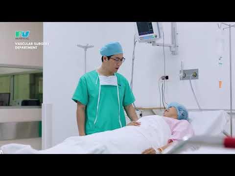 Vascular Surgery Department – FV Hospital