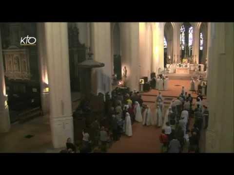 Vêpres et Eucharistie du 14 juin 2014