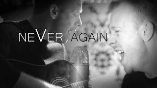 Breaking Benjamin - Never Again (Acoustic Cover) - Andy B