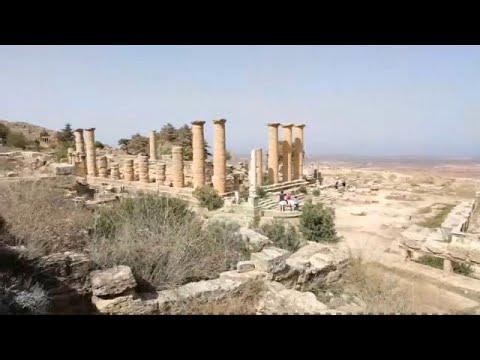 Στο έλεος βανδάλων αρχαιολογικοί χώροι στη Λιβύη