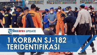 UPDATE Satu Korban Sriwijaya Air SJ-182 Kembali Teridentifikasi, Polri Resmi Tutup Operasi Tim DVI