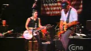 Joan Jett & Bruce Springsteen  Light Of Day  live