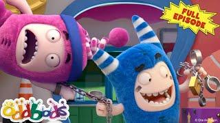 अटूट चेन से आज़ादी   ऑडबॉड्स पूरे एपिसोड   हिंदी कार्टून   Oddbods Hindi