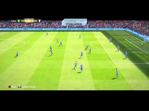Fifa 16 - Bolasie Flick Gameplay and other skills