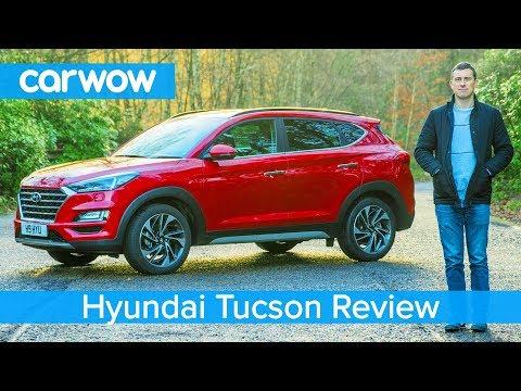 Hyundai Tucson SUV 2019 in-depth review | carwow Reviews