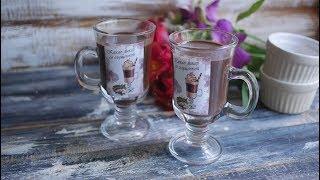 Домашний какао ликер со сгущёнкой - простой рецепт