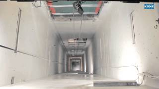 KONE NanoSpace™ elevator replacement process