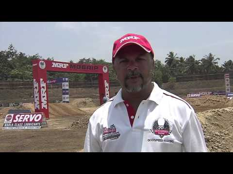MRF Mogrip FMSCI National Supercross Championship 2016 - Round 1- Goa