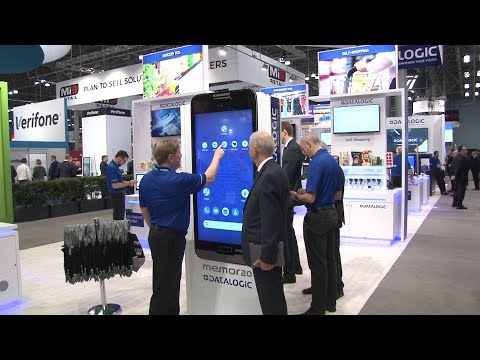 Datalogic @ NRF Big Show 2020 | Discover the new MEMOR™ 20