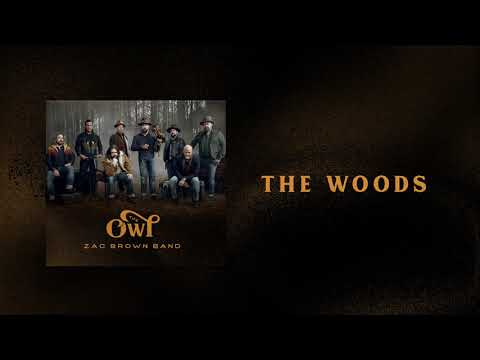 Zac Brown Band - The Woods (AUDIO)