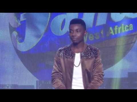 Emeka Performs Beautiful Onyinye By P-Square | MTN Project Fame Season 7.0