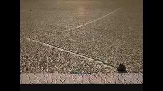 preview picture of video 'Age old mystery of Death Valley sailing stones finally solved'