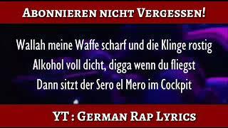 Sero El Mero   Ohne Sinn (Official HQ Lyrics) (Text) ( Download) L German Rap Lyrics