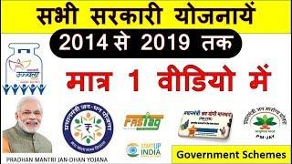 All Government Schemes 2019 ||  सरकारी योजनाएं || Government schemes  2019 ||Study91