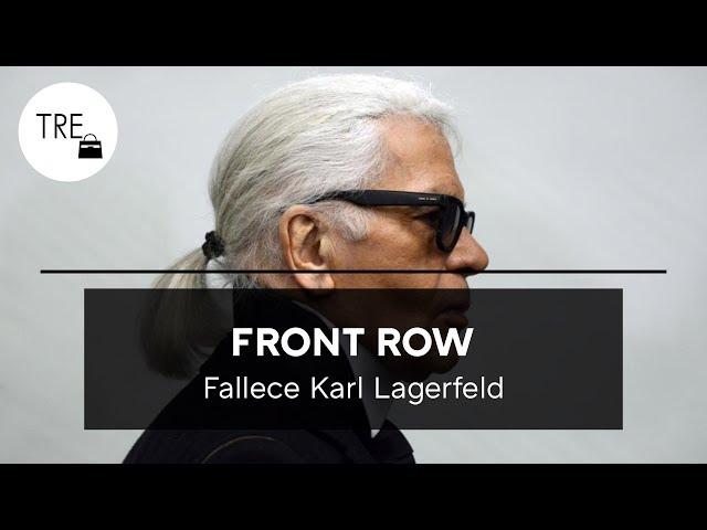 MUERE KARL LAGERFELD, director creativo de Chanel y Fendi | Trendencias